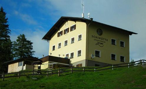 Schihütte Zams