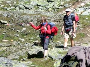 Alpenüberquerung mit Kindern