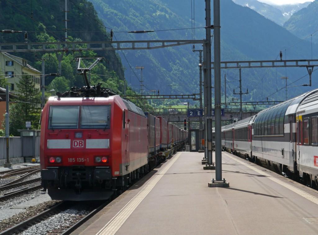 Rückfahrt Meran Oberstdorf
