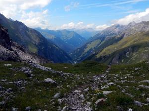 Alpenüberquerung E5 Lechtaler Alpen