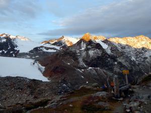 Alpenüberquerung E5 Ötztal