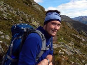 Alpenüberquerung Sven Kessler
