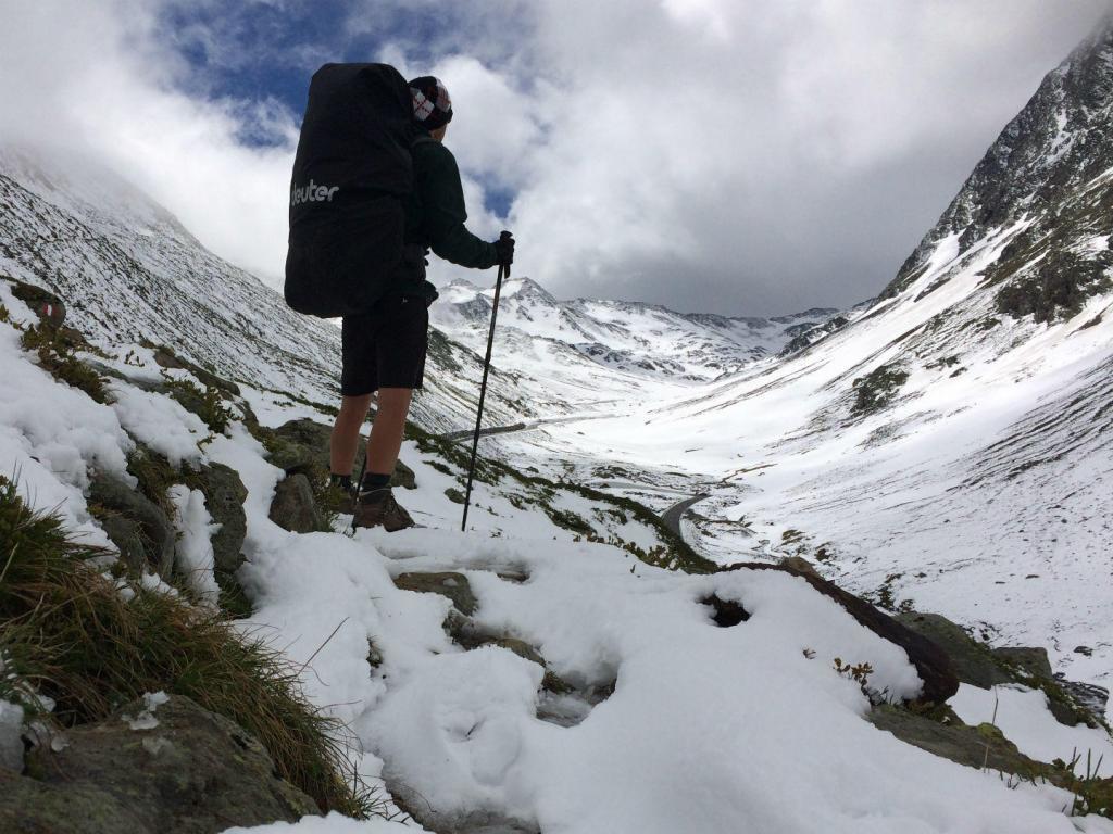 Klettersteigset Oberstdorf Leihen : Optimale ausrüstung für die alpenüberquerung e5 fernwanderweg